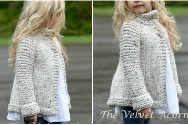 Brink Sweater Knitting Pattern Feature Image
