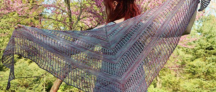 free reyna knitting pattern shawl