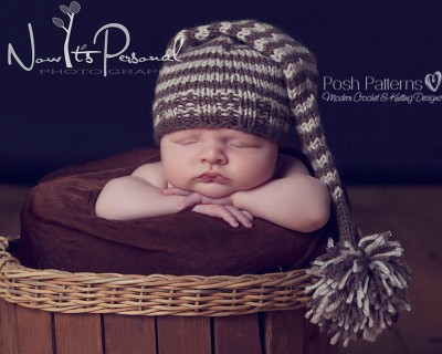 Adorable Baby Pom Pom Hat Knitting Pattern Knitting News