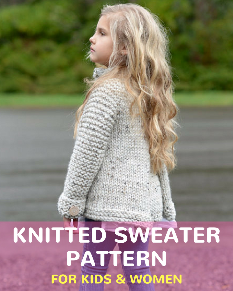 Brink Sweater Knitting Pattern