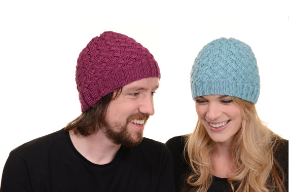Stylish Knitted Winter Hats For Adults