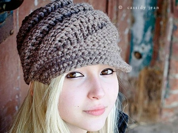 Easy Knit Hat Patterns For Beginners Archives Knitting News