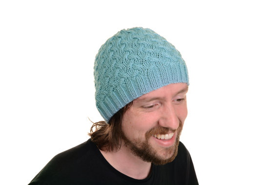 Winter Hat Kniting Pattern For Adults