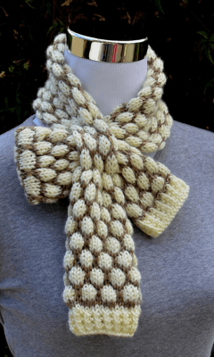Easy Scarf Knitting Pattern For Beginners