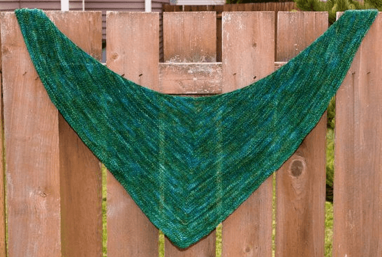 How To Purl Knit Scarf Beginner Pattern