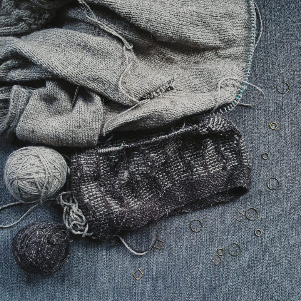 easy frogging knitting tutorial