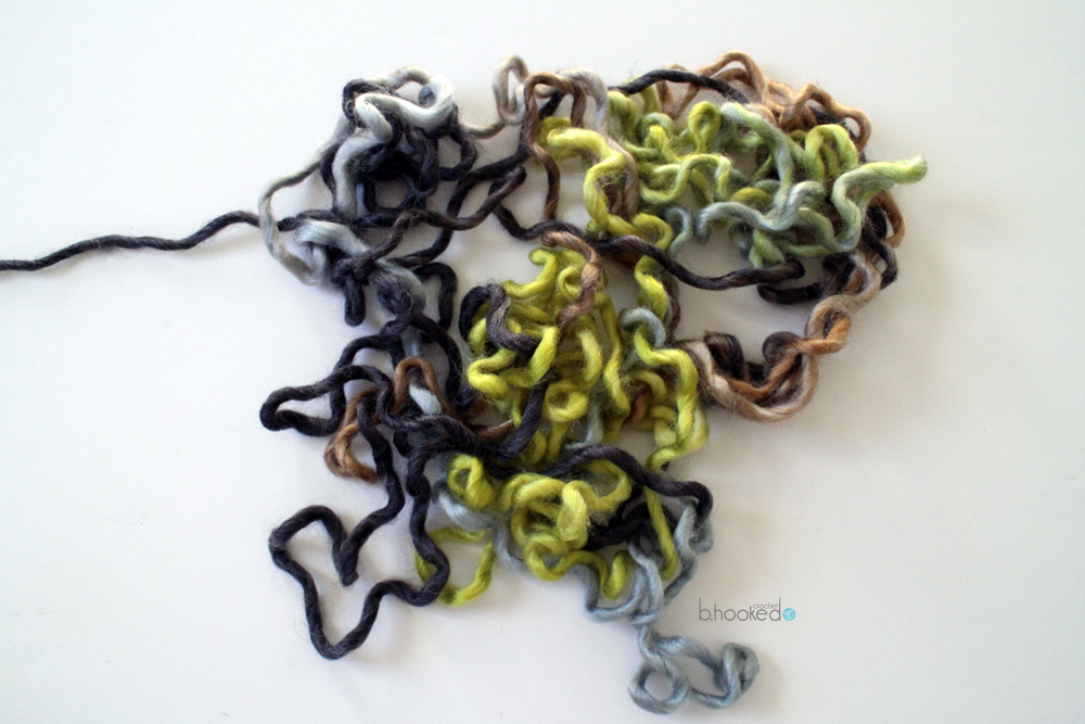 how to fix frogging knitting