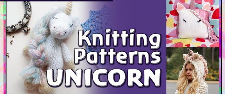 Unicorn Knitting Patterns