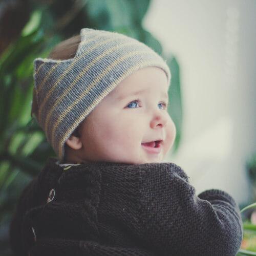 Little Prince(ss) Crown Knitting Pattern by KidsAndCuddle