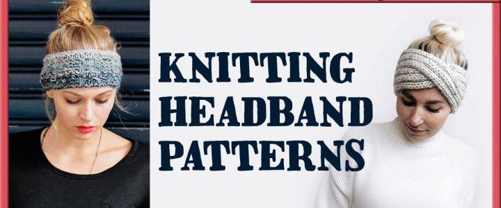 Knitting Headband Patterns