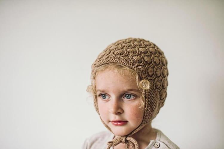 PURDEY Earflap Hat Knitting Pattern by doverandmadden