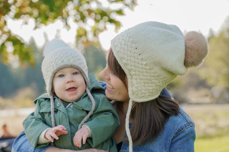 Ramble Knit Hat with Ear Flaps Pattern by BEKAHknits