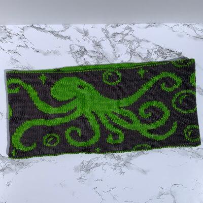 Effervscent Octopus Knit Pattern by LuckyRoseKnits