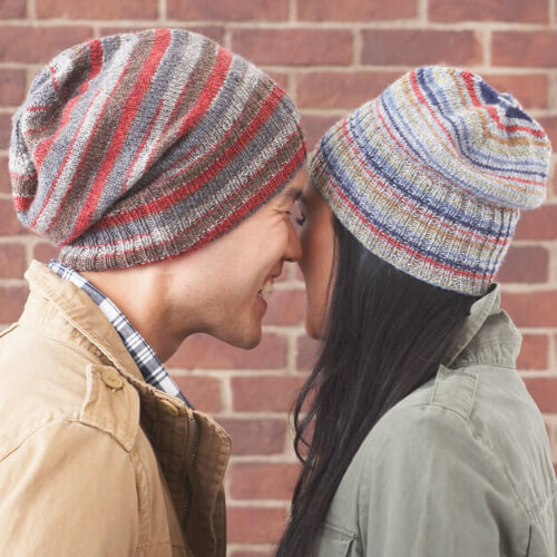 Patons Basic Beanies from Yarnspirations