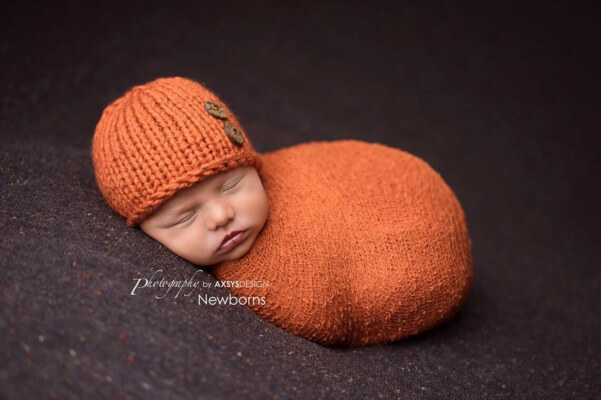 Newborn Knit Hat Pattern by Natalya1905